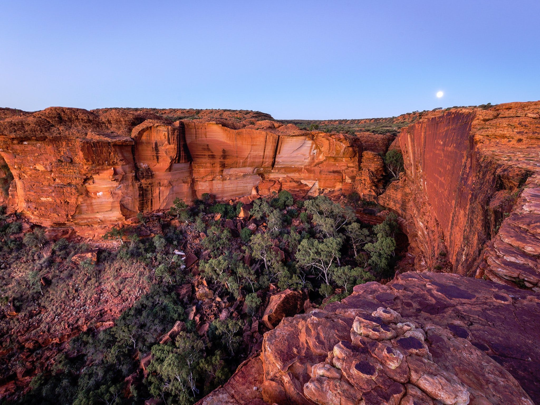 Kings Canyon Resort - Accommodation Gladstone