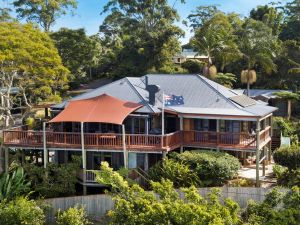 Tamborine Mountain Bed and Breakfast - Accommodation Gladstone