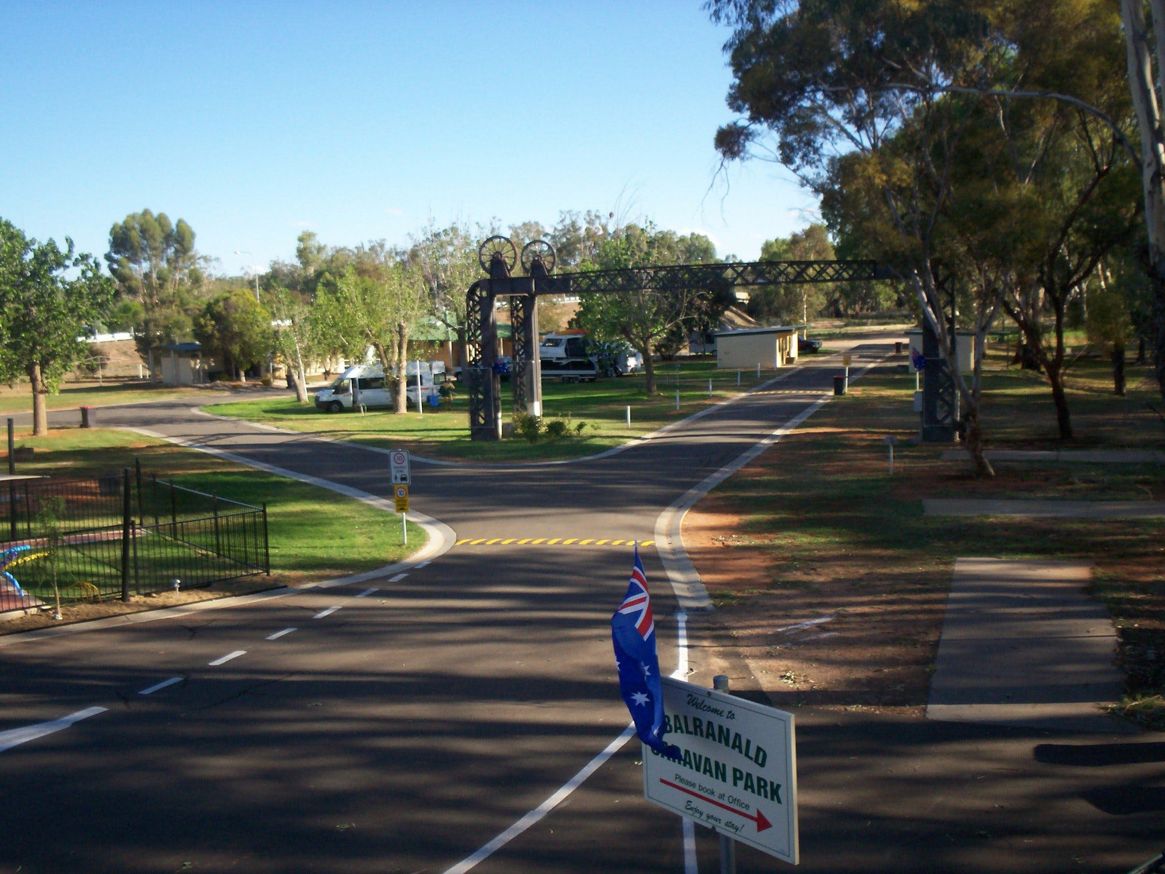 Balranald Caravan Park - Accommodation Gladstone