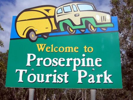 Proserpine Tourist Park - Accommodation Gladstone