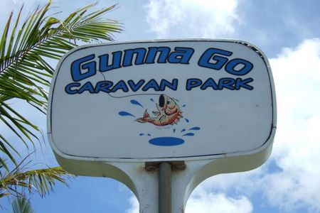 Gunna Go Caravan Park - Accommodation Gladstone