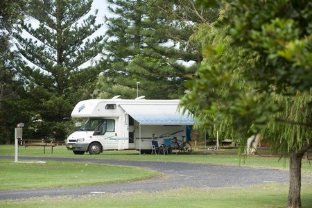 North Beach Holiday Park - Accommodation Gladstone