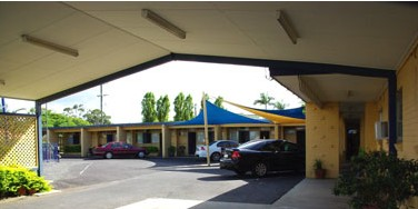 Almare Tourist Motel - Accommodation Gladstone