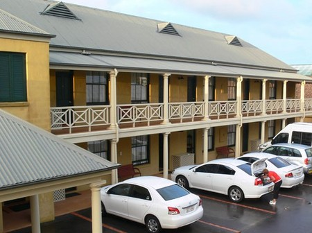 Ballina Heritage Inn - Accommodation Gladstone