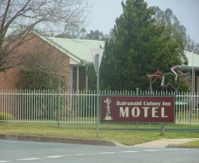 Balranald Colony Inn Motel - Accommodation Gladstone
