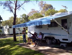 Bega Caravan Park - Accommodation Gladstone