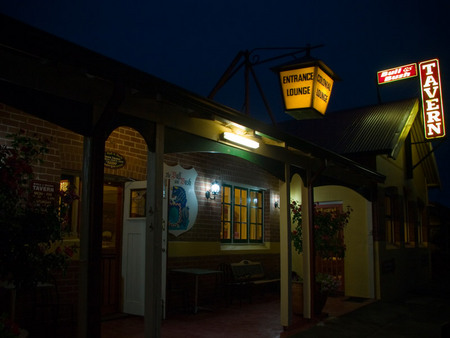 The Bull and Bush Tavern - Accommodation Gladstone