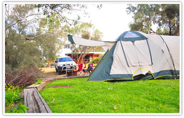 Toodyay Caravan Park - Accommodation Gladstone