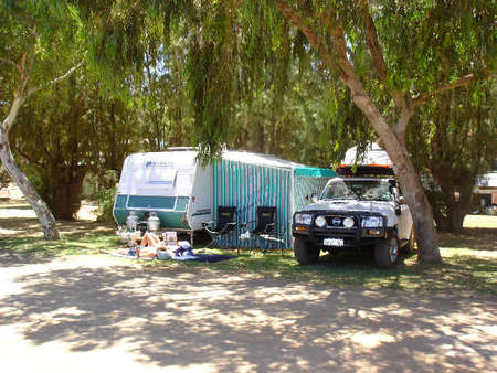 Horrocks Beach Caravan Park - Accommodation Gladstone