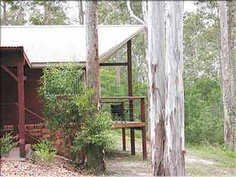 Bewong River Retreat - Accommodation Gladstone