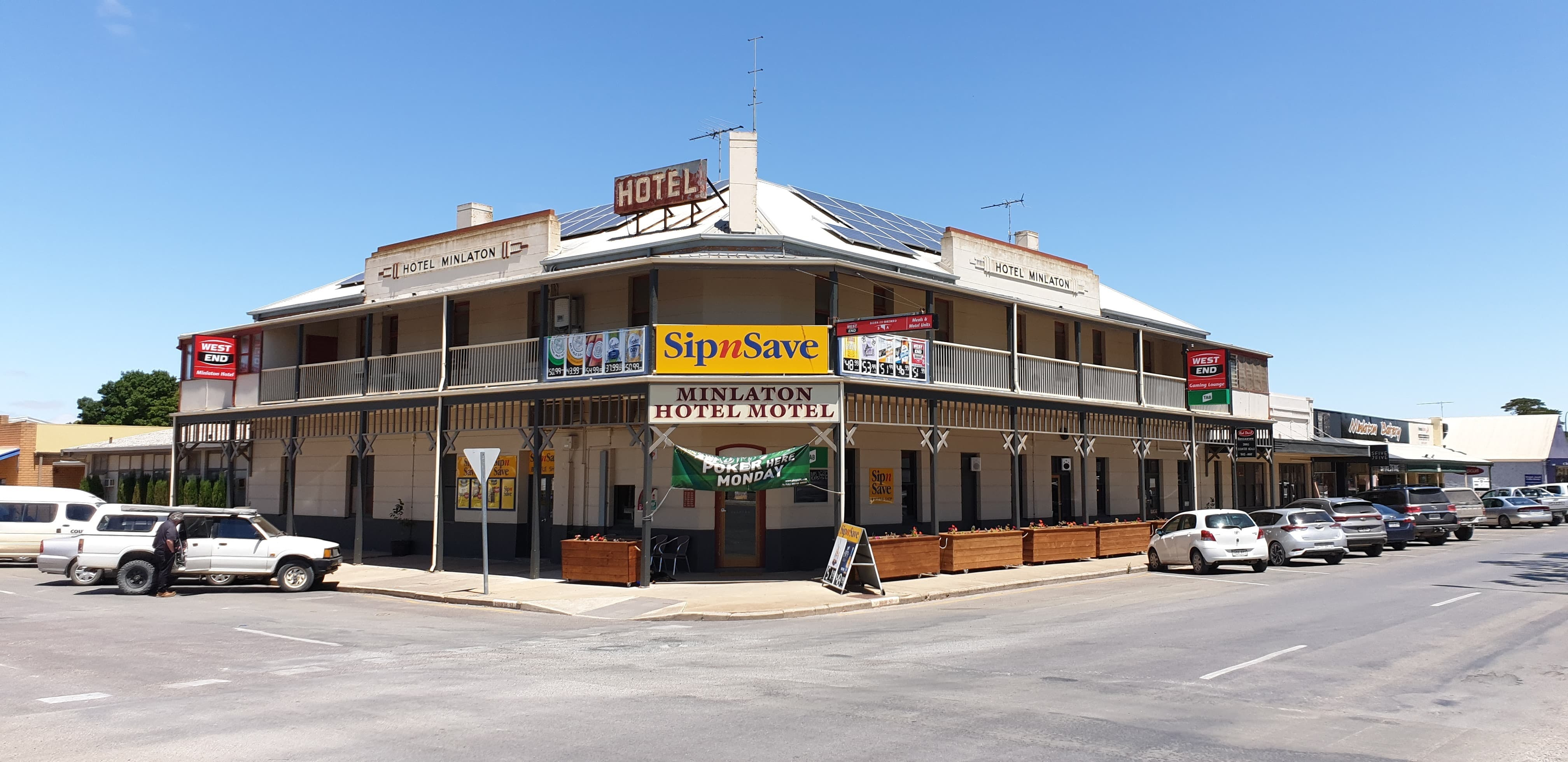 Minlaton Hotel - Accommodation Gladstone