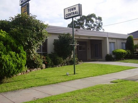 Bairnsdale Town Central Motel - Accommodation Gladstone