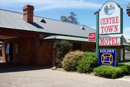 Centretown Motel Nagambie - Accommodation Gladstone