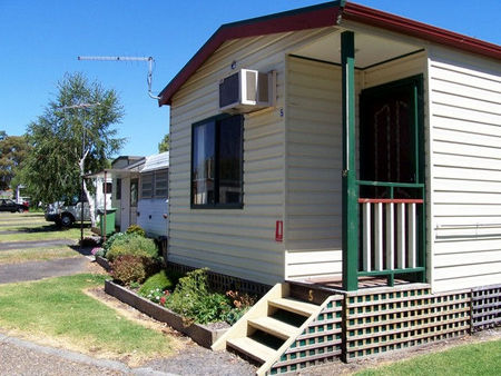 Leongatha Apex Caravan Park - Accommodation Gladstone