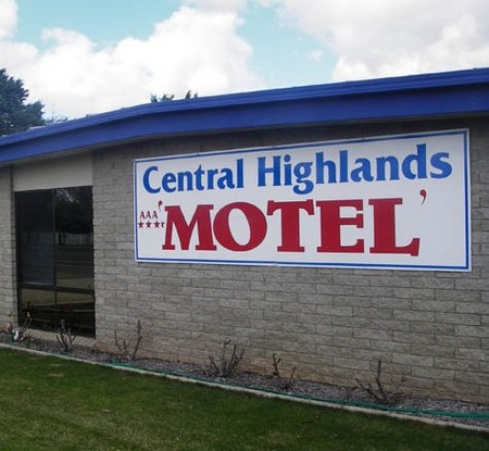 Central Highlands Motor Inn - Accommodation Gladstone