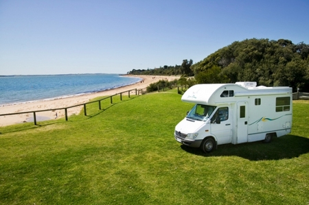 Cowes Caravan Park - Accommodation Gladstone