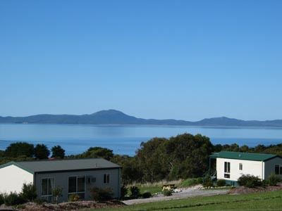 Tidal Dreaming Seaview Cottages - Accommodation Gladstone