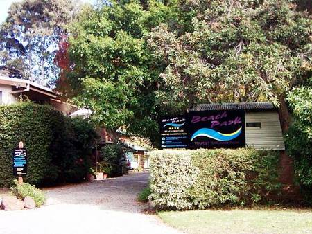 Beach Park Tourist Caravan Park - Accommodation Gladstone