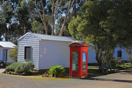 Shady Acres Caravan Park Ballarat - Accommodation Gladstone