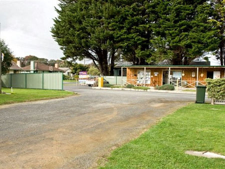 Prom Central Caravan Park - Accommodation Gladstone