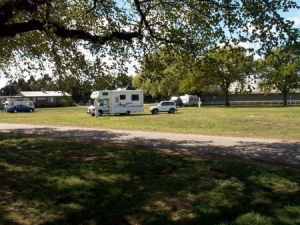Sale Showground Caravan and Motorhome Park - Accommodation Gladstone