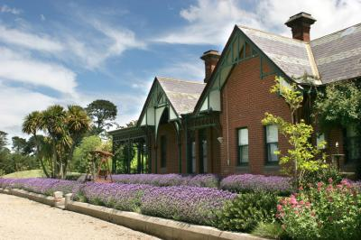 The Grange at Cleveland Winery - Accommodation Gladstone