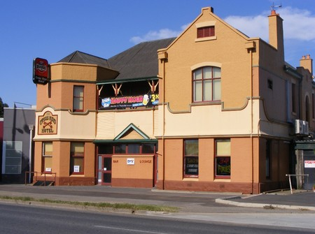 Cross Keys Hotel - Accommodation Gladstone