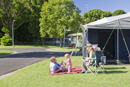 Silver Sands Holiday Park - Accommodation Gladstone
