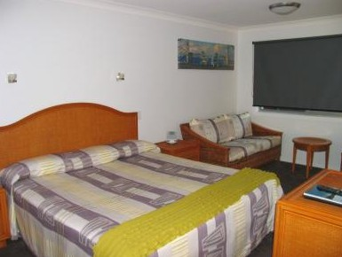 Next Yamba Norfolk Motel - Accommodation Gladstone