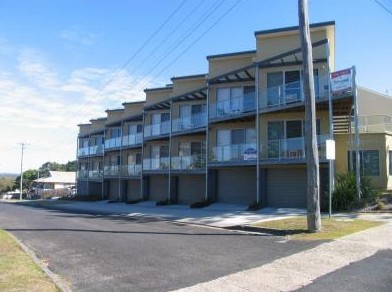 Seaspray Apartments - Accommodation Gladstone