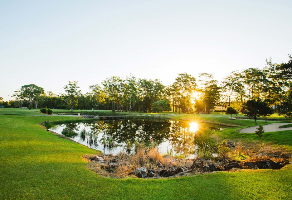 Tallwoods Golf Course and Resort - Accommodation Gladstone