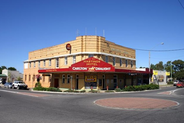 Hastings Hotel - Accommodation Gladstone