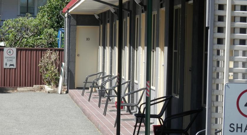 Benjamin Singleton Motel - Accommodation Gladstone