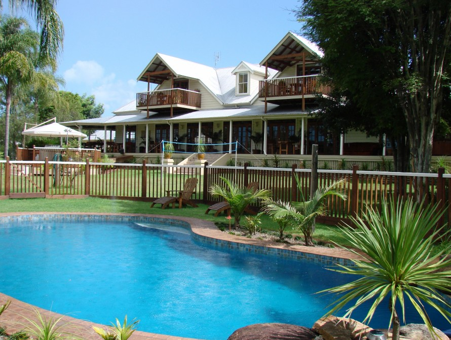 Clarence River Bed  Breakfast - Accommodation Gladstone