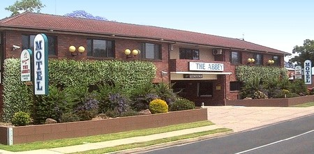 Abbey Motor Inn - Accommodation Gladstone