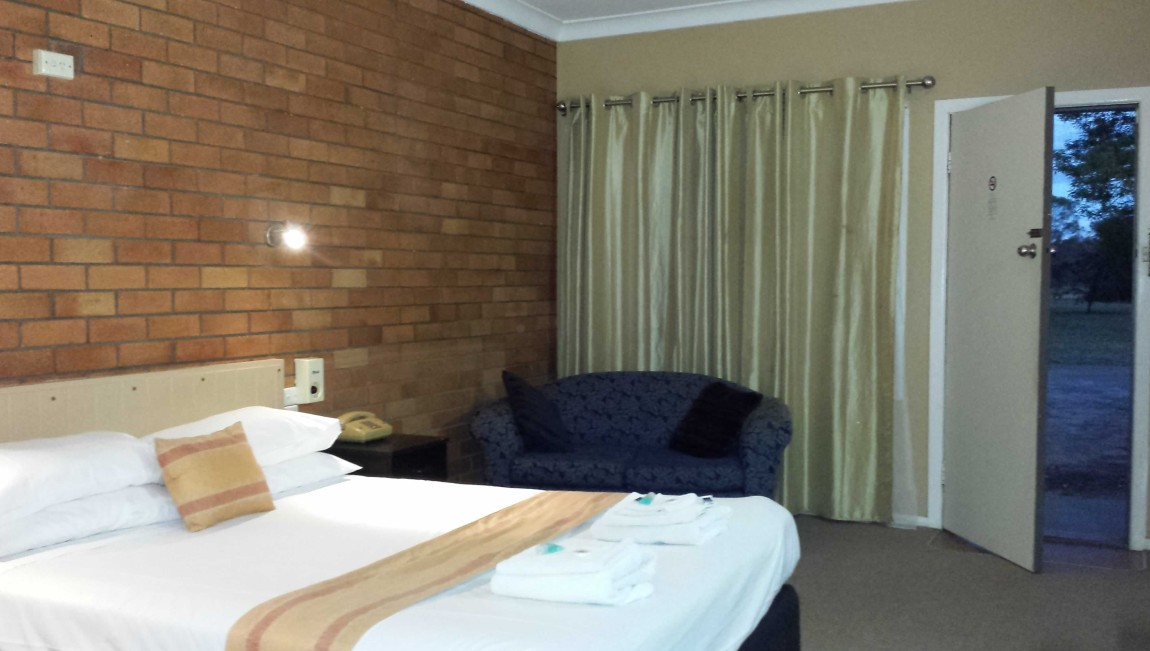 AA Hilldrop Motor Inn - Accommodation Gladstone