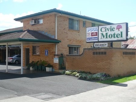 Civic Motel Grafton - Accommodation Gladstone