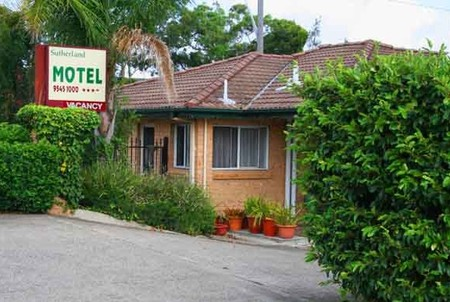 Sutherland Motel - Accommodation Gladstone