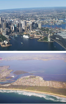 Sydney By Air - Accommodation Gladstone
