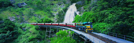 Kuranda Scenic Railway - Accommodation Gladstone