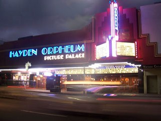 Hayden Orpheum Picture Palace - Accommodation Gladstone