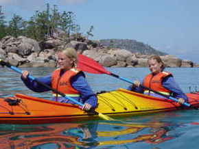 Magnetic Island Sea Kayaks - Accommodation Gladstone