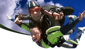 Adelaide Tandem Skydiving - Accommodation Gladstone