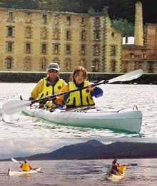 Blackaby's Sea Kayaks and Tours - Accommodation Gladstone