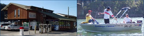Brooklyn Central Boat Hire  General Store - Accommodation Gladstone