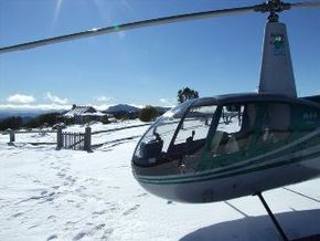Alpine Helicopter Charter Scenic Tours - Accommodation Gladstone