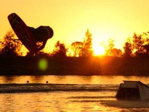 Bonney's WA Water Ski Park - Accommodation Gladstone