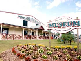 Proserpine Historical Museum - Accommodation Gladstone