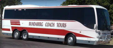 Bundaberg Coaches - Accommodation Gladstone