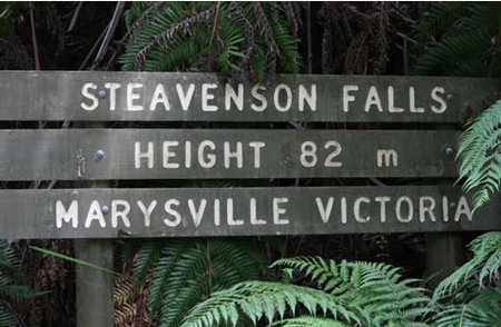 Stevensons Falls - Accommodation Gladstone